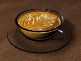 A Cup Of Coffee Picture