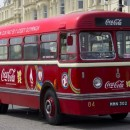 cola bus photoshop contest