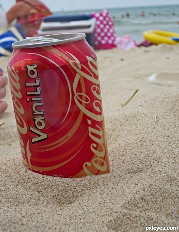 vanilla cola :)
