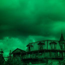 ChartreuseGhostTown