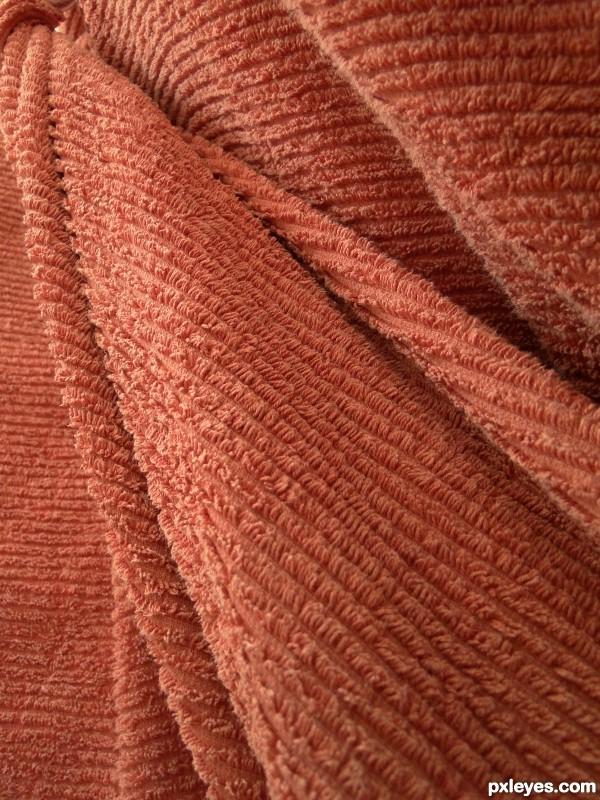 Fluffy towel