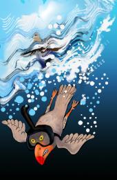 aterrifiedbirddiver