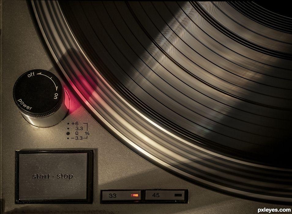 For vinyl lovers...