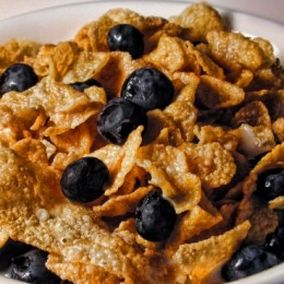 Flakes and Berries
