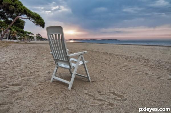 (B&C) Beach and Chair