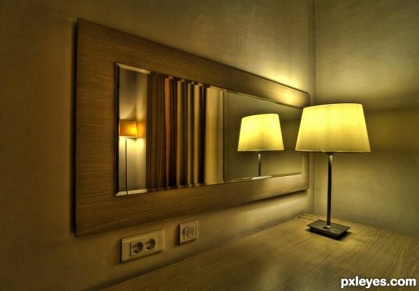 (L&M) Lights & Mirror