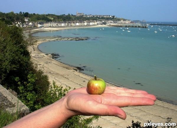 A&B - Apple & Beach