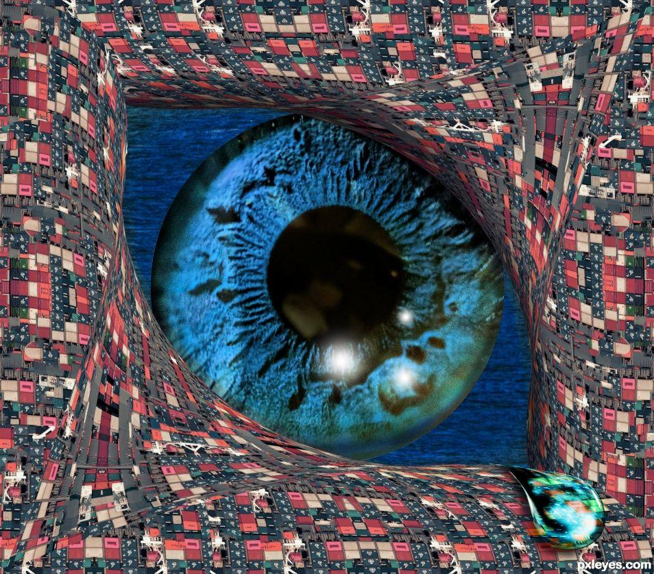 Tear Eye