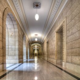 LegislatureBuildingCorridor