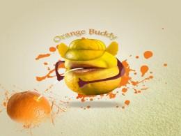 orange buddy
