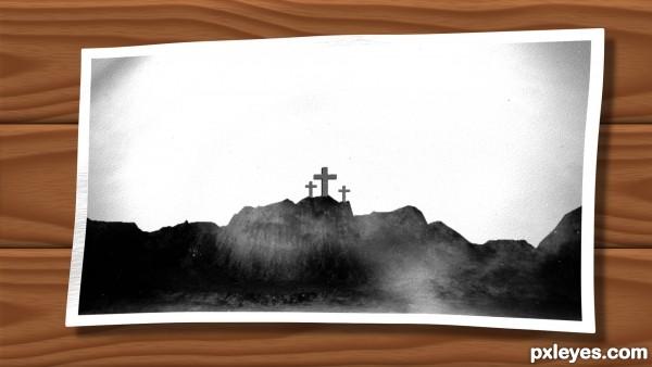 Golgotha (The Hill of Skulls)