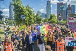The Pride Walk