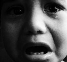 A Tear...