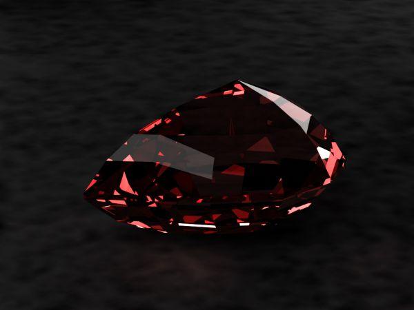 Ruby Oval Brilliant Cut