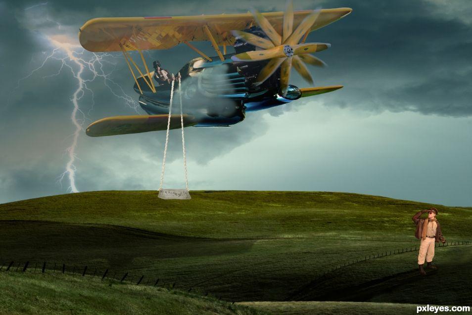 Thunderstruck, recurring dream
