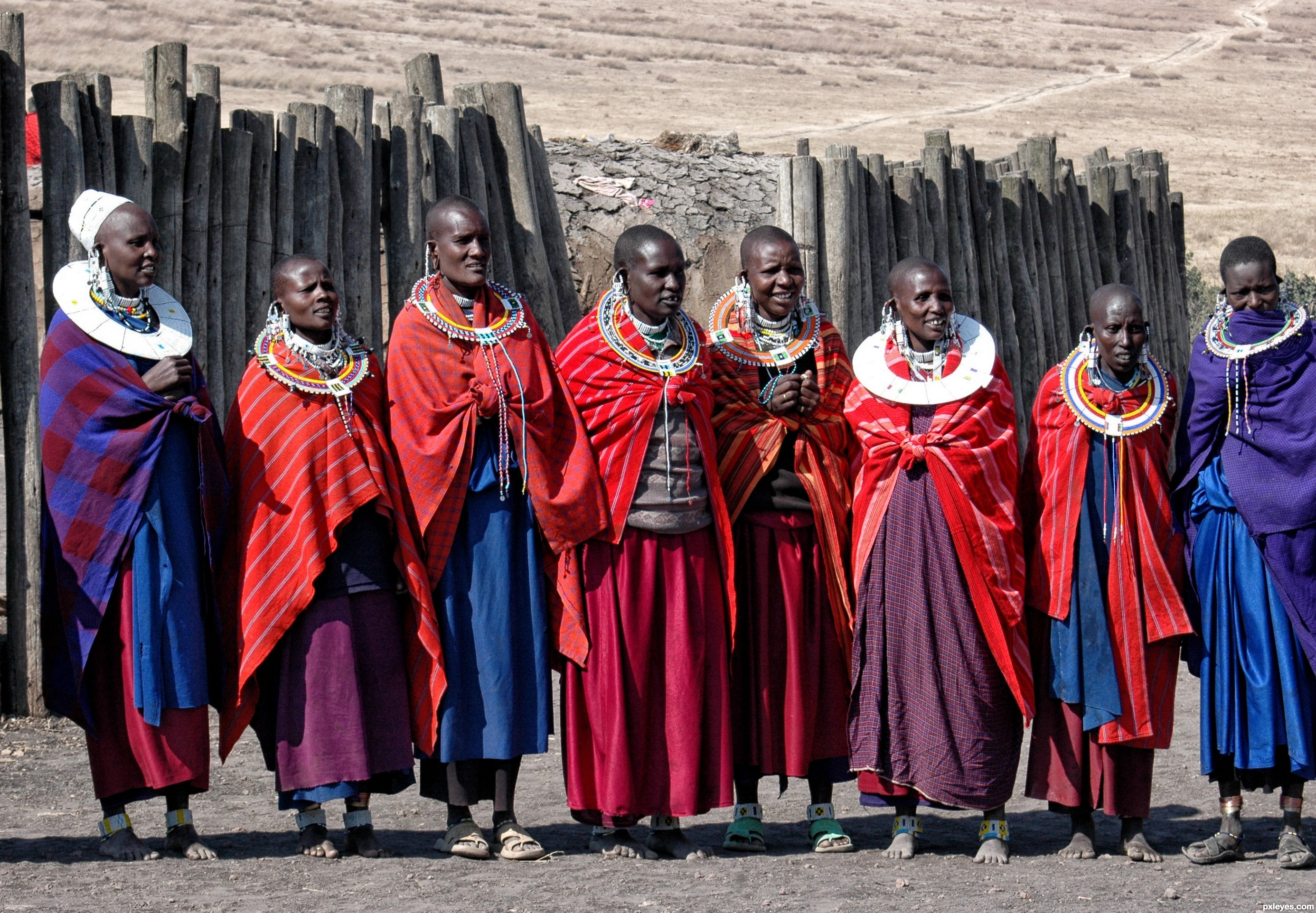 massai women For maasai families, the cutting ceremony is a celebration that transforms girls  into women and marks daughters as eligible brides but to.