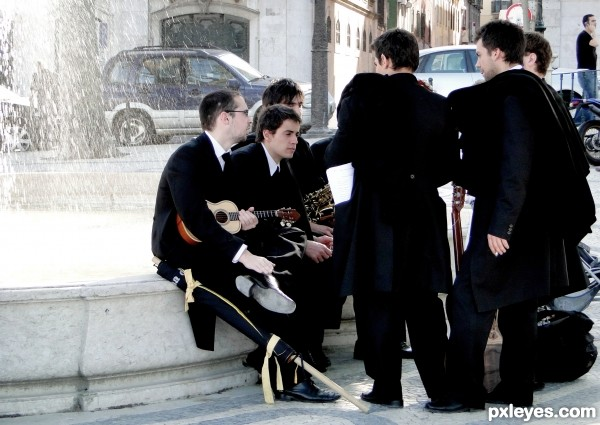 Portuguese students
