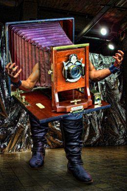 Camera Man Borg