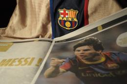 Messi Messi Messi