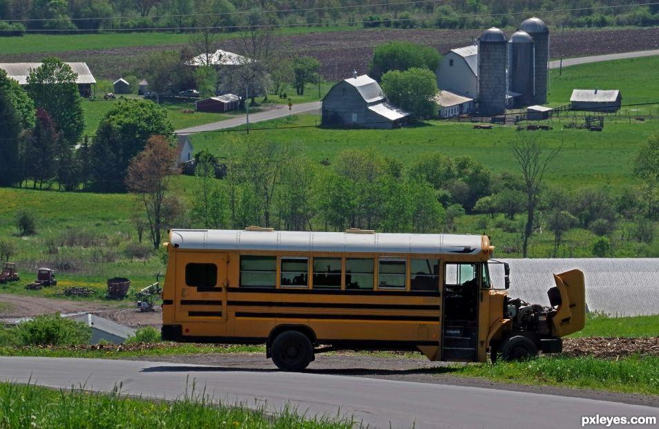 Bus Breakdown