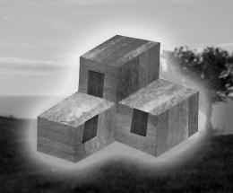 Escher Cubes Picture