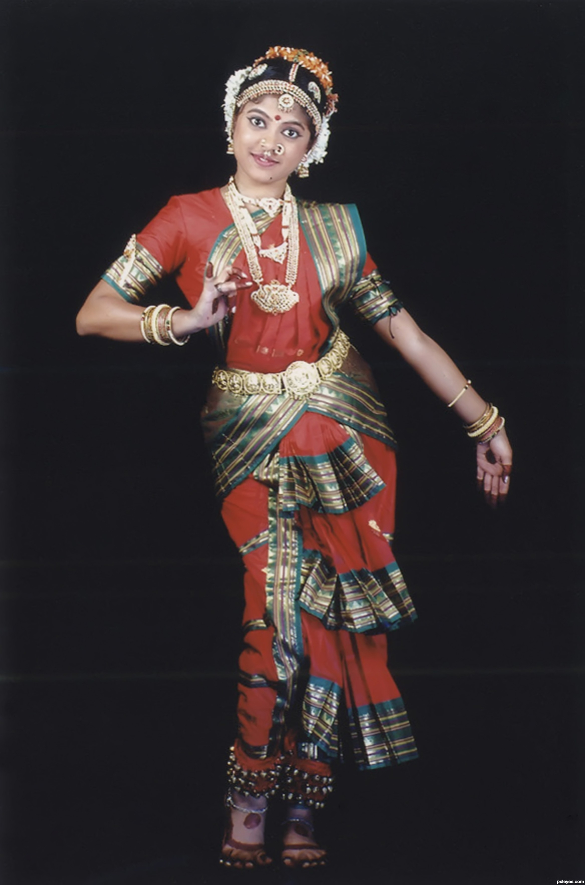 Images Dancing Girl Classical Dance
