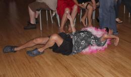 Dancingonthefloor