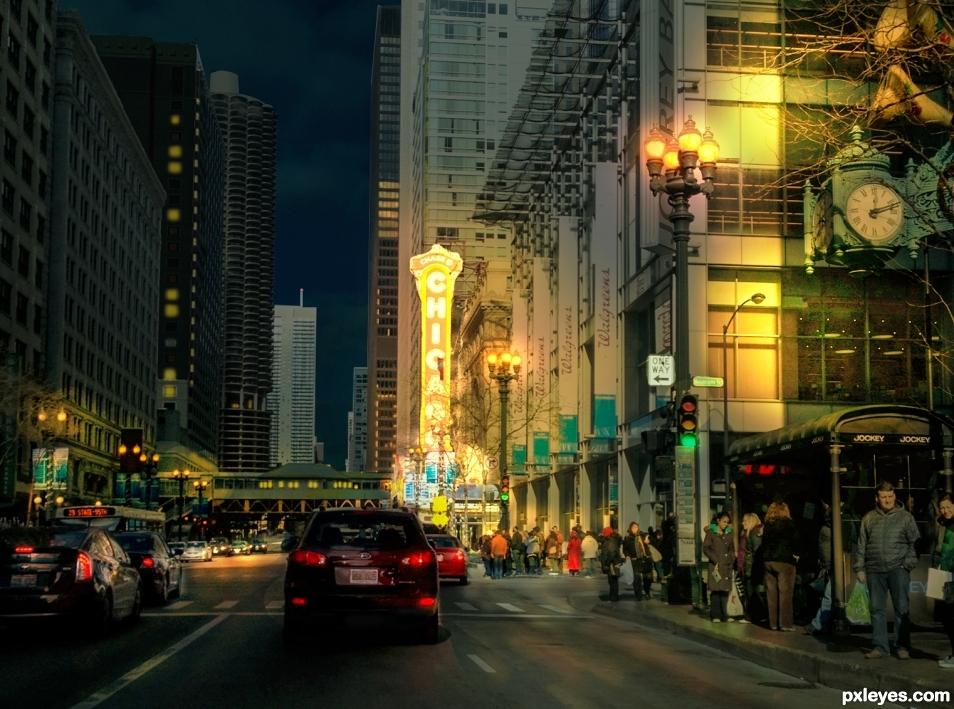 State Street Chicago