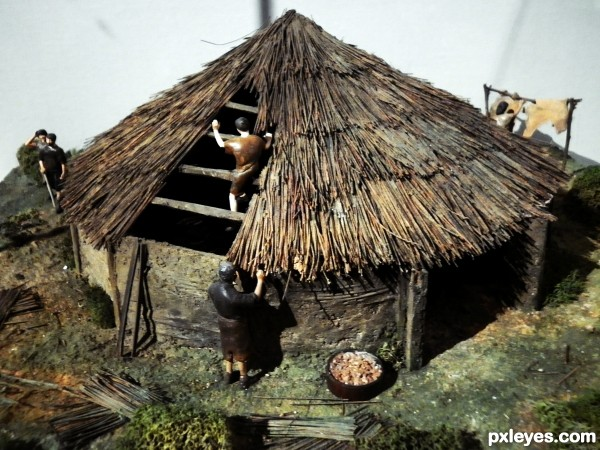 Early Medieval Life
