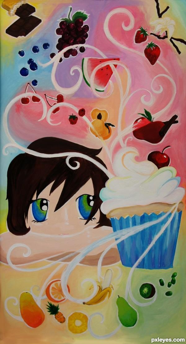 King Cupcake