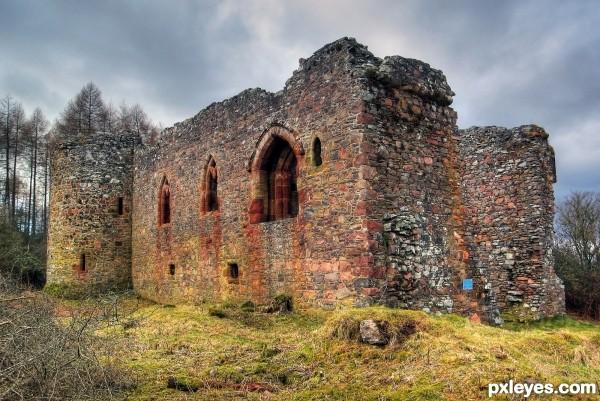 Rait Castle