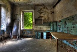Old house in Toscane