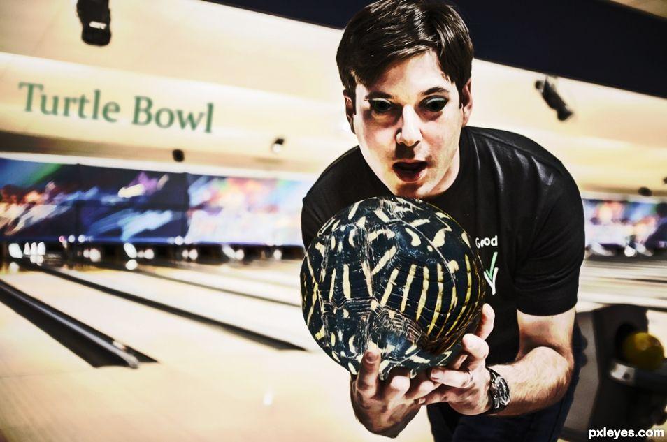 Turtle Bowling