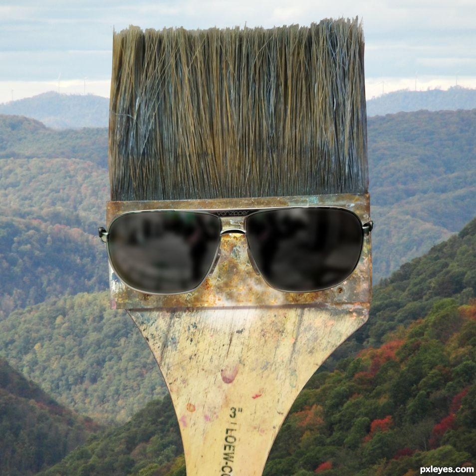 Mountain Avatar
