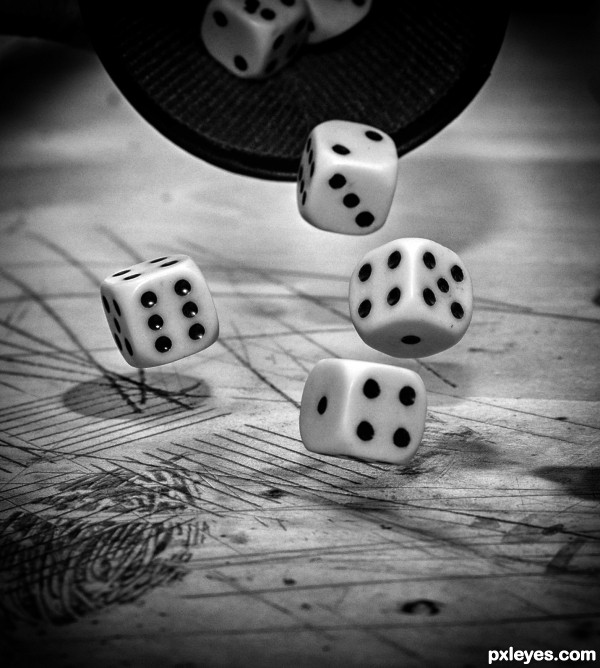 How the dice roll