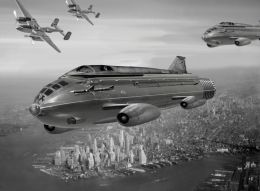 Dreadnoughts Over New York