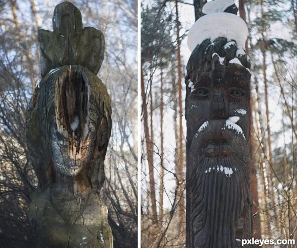 forgotten Ancestors
