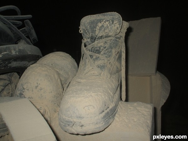 Dusty Boot
