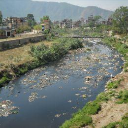 BagmatiriverinKathmandu