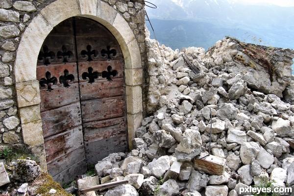 Earthquake in Abruzzo