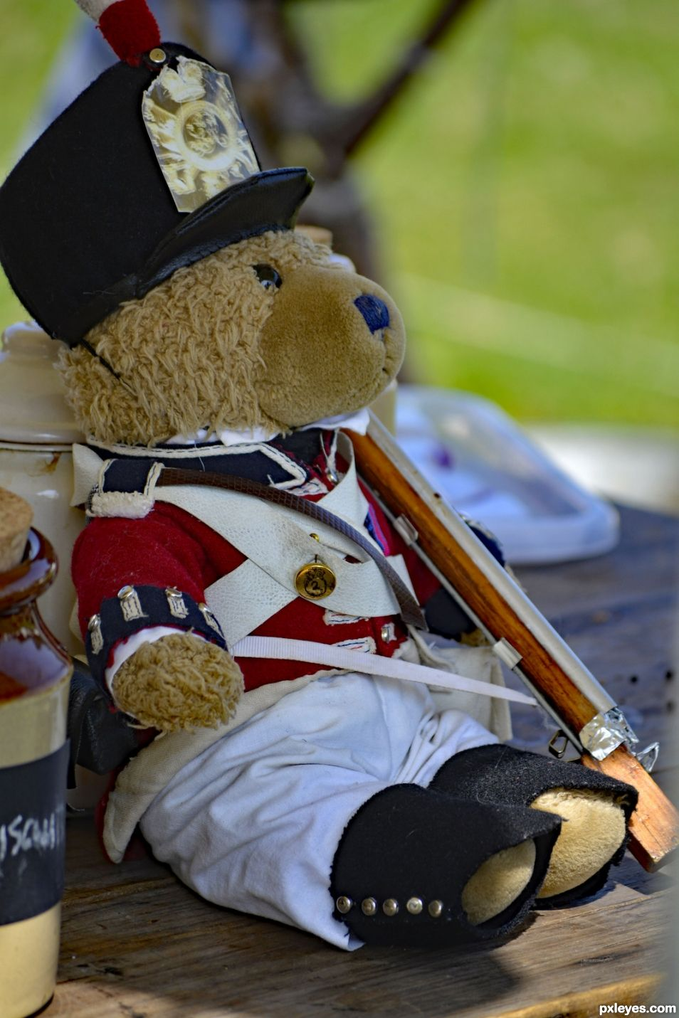 Soldier Teddy