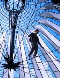 Highwire in the dome