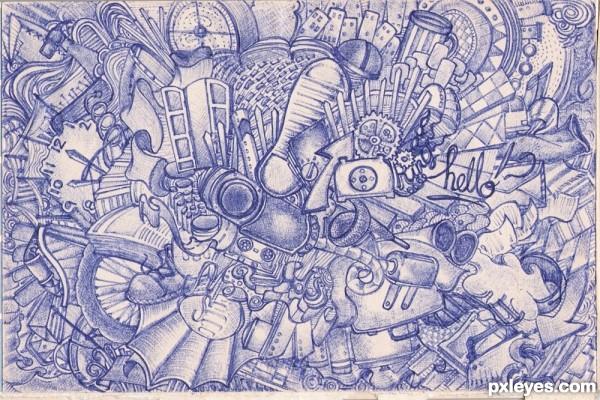 hey doodle