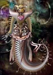 Monster Mermaid Picture