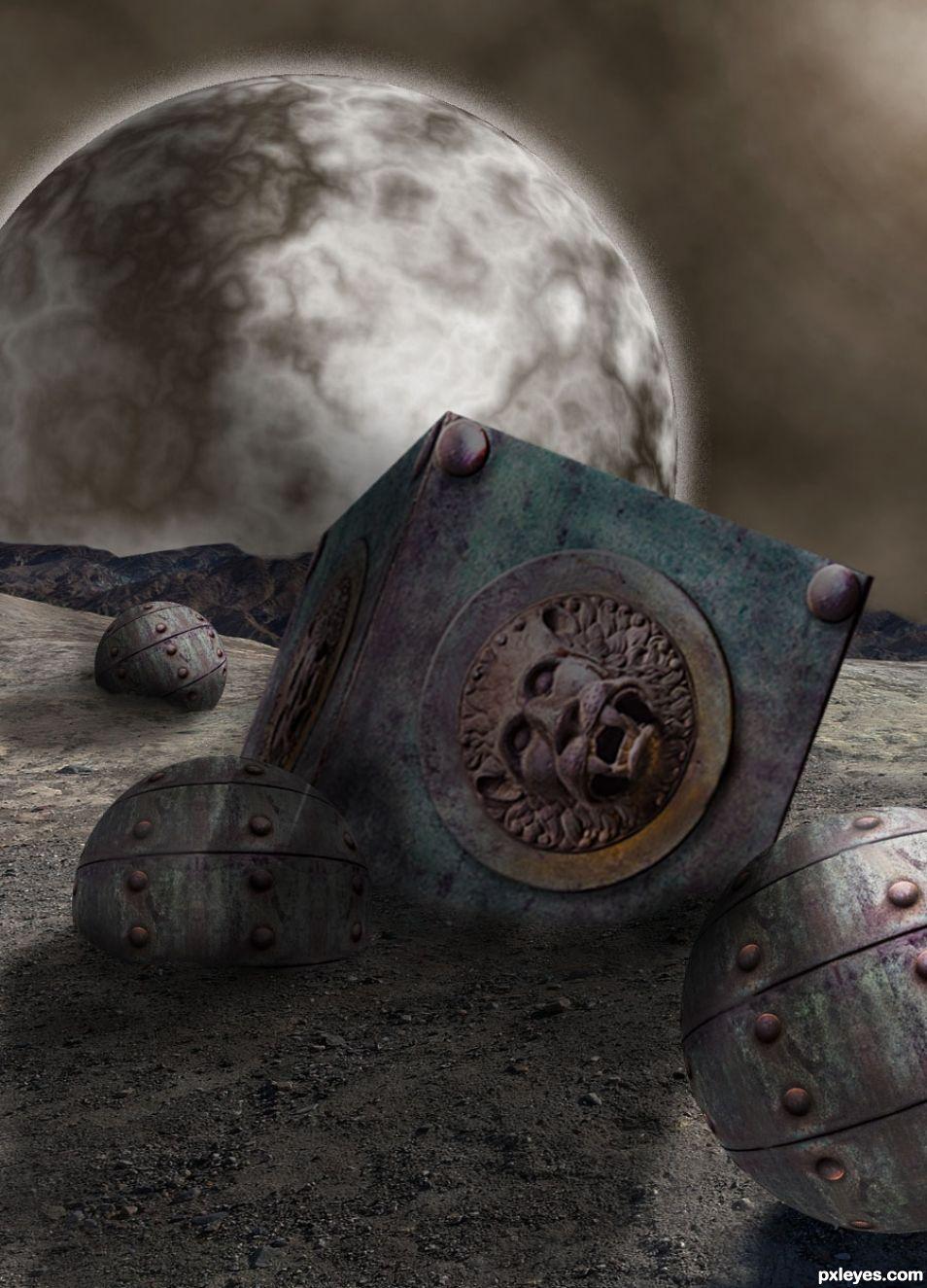 ANTARIUS 2067