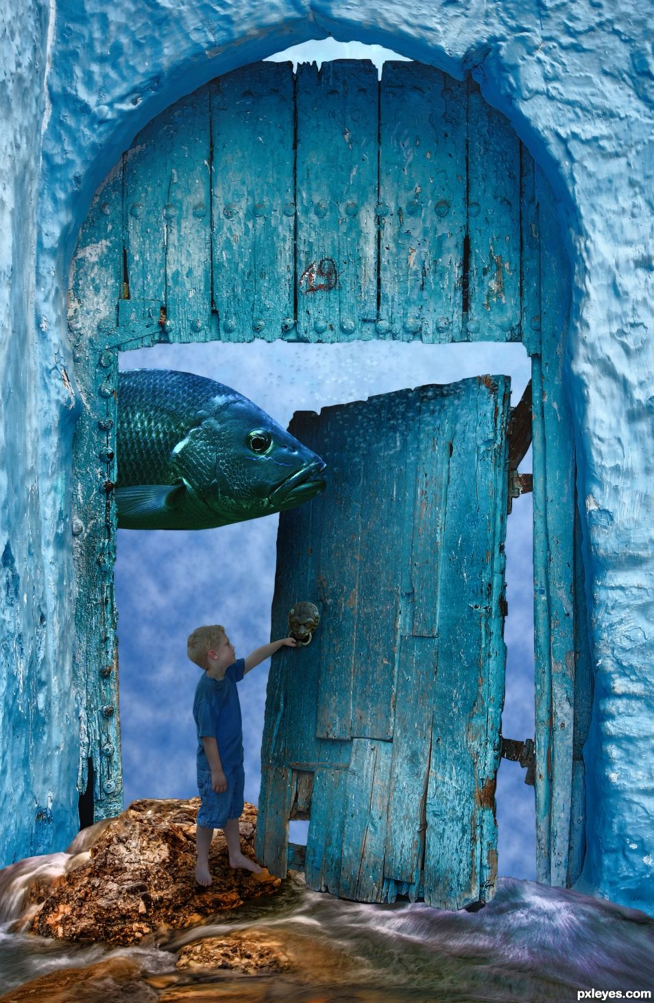 Knocking on Ocean door