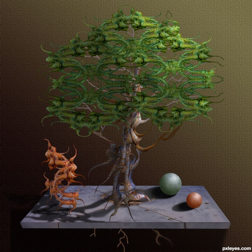 Creation of TREE: Final Result