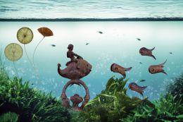Underwater devotion