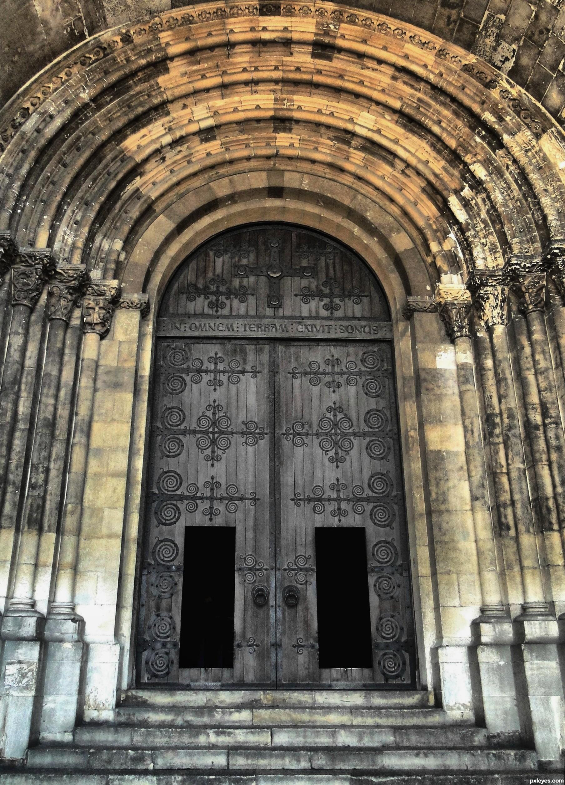 Big Door & Big Door picture by MarcosSanchez for: doors 2 photography contest ...
