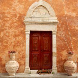monasterydoor